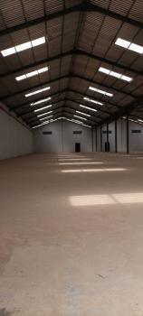 Strategically Placed Large Warehouse on 6 Bays with Offices, Idu District, Idu Industrial, Abuja, Warehouse for Rent