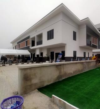 Luxury 3 Bedrooms Terrace with Bq. All Ensuite, Abijo Gra, Lekki, Lagos, Terraced Duplex for Sale