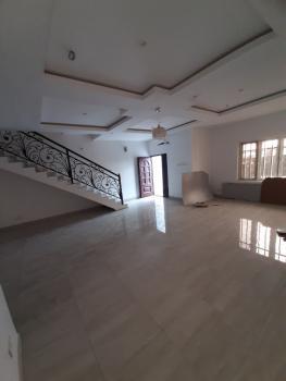 Self-compound Brand New 4 Bedroom Semi-detached Duplex with Bq, Agungi, Lekki, Lagos, Semi-detached Duplex for Rent