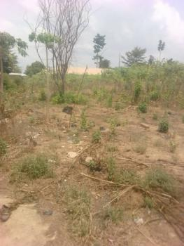 4,500 Square Meter Behind Arklod Block Industry, Alagbaka Extension, Behind Arklod Block Industry, Akure, Ondo, Mixed-use Land for Sale