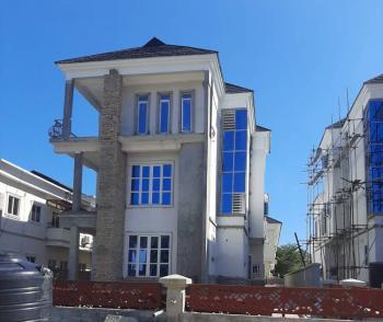 Brand New 4 Bedroom Duplex on 2 Floors with Bq and New Gen, Carlton Gate Estate, Chevron Drive, Lekki, Lagos, Detached Duplex for Rent