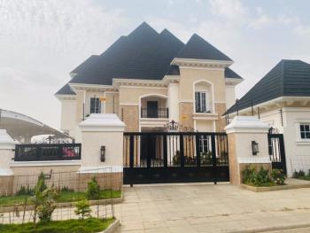 Brand New 6 Bedrooms Mansion, Off Ibb Boulevard, Maitama District, Abuja, Detached Duplex for Sale