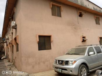 House Consist of Six Numbers of Flats, Oke Afa, Ago Palace, Isolo, Lagos, Block of Flats for Sale