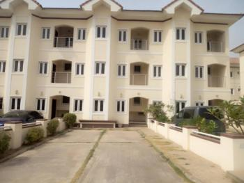 4 Bedrooms Terrace Duplex with Bq in an Estate, Godab Estate, Life Camp, Abuja, Terraced Duplex for Sale