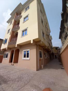 Newly Built Spacious 2 Bedrooms Flat, Lawanson, Surulere, Lagos, Flat for Rent