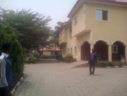 Fully Detached 6 Bedrooms Duplex 2 Bedroom Guest Chalet and 2 Rooms Bq, Alex Ekweme Way, Jabi, Abuja, House for Sale