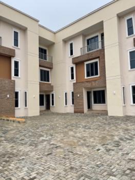 Luxury 4 Bedrooms Terrace Duplex with Bq & Standby Gen for 24/7 Light, Jahi, Abuja, Terraced Duplex for Sale