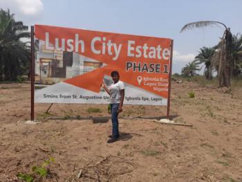 Land, Lush City Phase 1, Ilara, Epe, Lagos, Residential Land for Sale