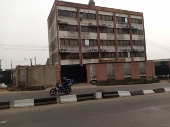 Commercial Building of 5 Floors with Mini Warehouse, Ogba, Ikeja, Lagos, Plaza / Complex / Mall for Sale