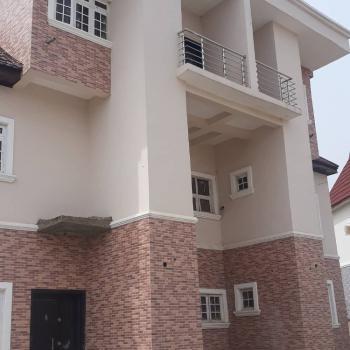 Newly Build 4 Bedroom Duplex, Dakwo, Abuja, Detached Duplex for Sale