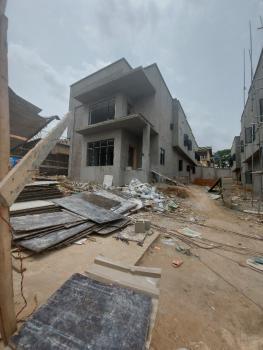 Newly Built 5 Bedroom Detached Duplex Secured Estate, Opebi, Ikeja, Lagos, Detached Duplex for Sale