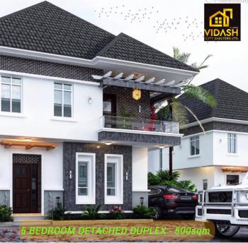 Vidash City Estate Land, Vidash City, After Train Station, Behind Army Estate, Idu Industrial, Abuja, Residential Land for Sale