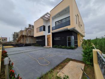 Waterfront 5 Bedroom Fully Detached House, Chevron Drive, Northern Foreshore Estate, Lekki Phase 2, Lekki, Lagos, Detached Duplex for Sale