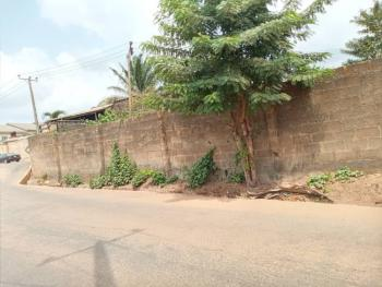 Well Fenced and Gated 1300sqm of Land, Immigration  Office Road, Agodi Gra., Ibadan, Oyo, Mixed-use Land for Sale