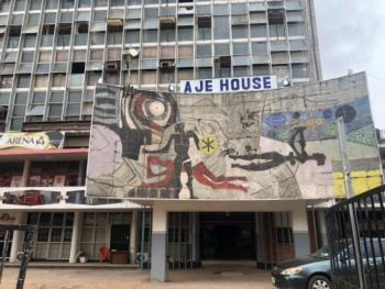 Office Space Measuring 230sqm, Aje House, Dugbe., Ibadan, Oyo, Office Space for Rent