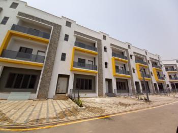 Brand New Smart Luxury 4 Bedroom Terrace House with Bq, Mabushi, Abuja, Terraced Duplex for Sale
