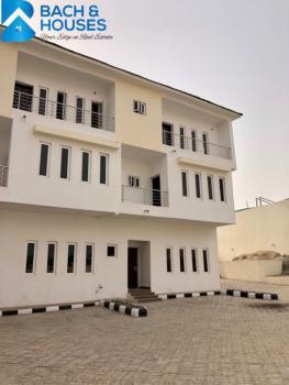 Newly Built 4 Bedroom Terrace, Guzape District, Abuja, Terraced Duplex for Sale