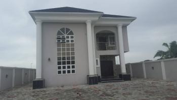 a Luxury Fully Detached 4 Bedrooms with 2 Living Rooms and 2 Bqs, Secured Estate, Awoyaya, Ibeju Lekki, Lagos, Detached Duplex for Sale