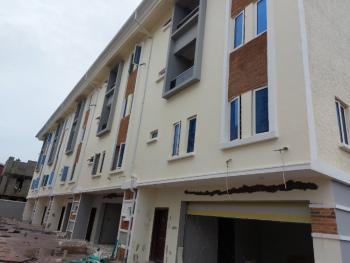 Spacious 5 Bedroom Beautiful Terrace Duplex with Bq, Idado, Lekki, Lagos, Terraced Duplex for Sale