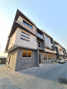 State of The Art Fully Serviced 5 Bedroom Semi-detached House, Ikate, Lekki, Lagos, Semi-detached Duplex for Sale