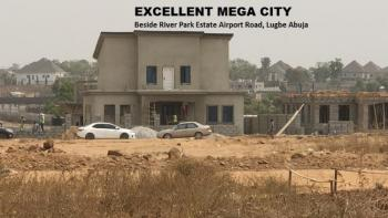 Residential Dry Land, Airport Road By Dunamis Glory Dome, Lugbe District, Abuja, Residential Land for Sale