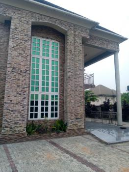 a Standard 4 Bedroom Duplex with Standard Facilities, Farm Road, Eliozu, Port Harcourt, Rivers, House for Sale