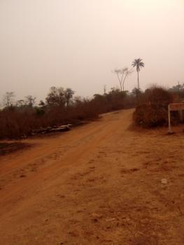 80 Plot of Land, Ilado/imafon Igbatoro Follow Through Alagbaka Extension, Akure, Ondo, Land for Sale