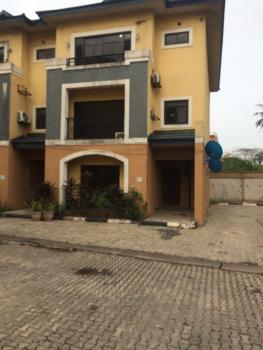 Spacious 4 Bedrooms Terrace with a Room Bq, Ikeja Gra, Ikeja, Lagos, Terraced Duplex for Sale