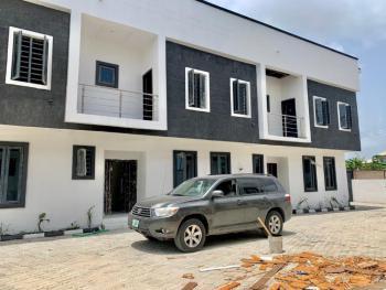4 Bedroom, Crown Terraces, Vintage Estate Sangotedo,crown Estate, Ajah, Lagos, Terraced Duplex for Sale