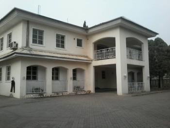 Decently Finished 5 Bedrooms Detached Duplex, Pool, Servant Quarters, Maitama District, Abuja, House for Rent