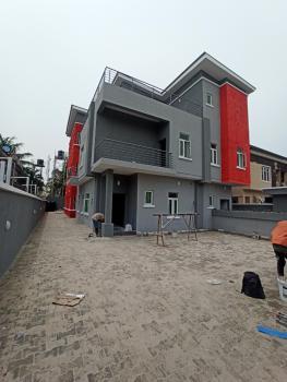 Nicely Built Four Bedrooms Twin Duplex, Lekki Phase 1, Lekki, Lagos, Semi-detached Duplex for Sale