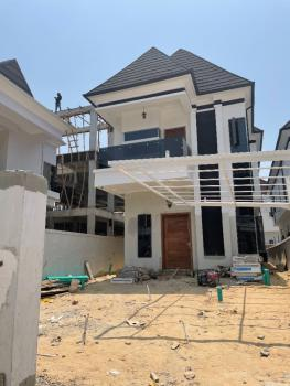 Exquisite 5 Bedroom Detached Duplex with Swimming Pool, Chevron Alternative, Lekki Phase 2, Lekki, Lagos, Detached Duplex for Sale