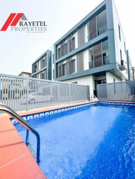 Deluxe 3 Bedroom Apartments in a Highbrow Area, Lekki Phase 1, Lekki, Lagos, Flat for Sale