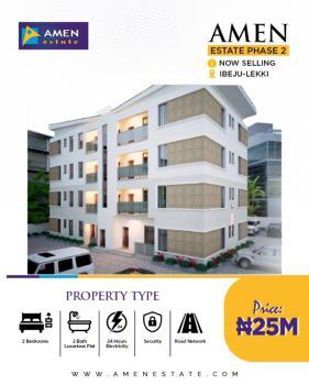 Luxury 3 Bedroom Apartment with Payment Plan, Amen Estate, Ibeju Lekki, Lagos, Flat / Apartment for Sale