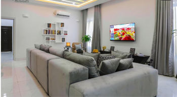 Luxury 3 Bedroom Apartment in a Secured Estate, Abijo, Lekki, Lagos, Block of Flats for Sale