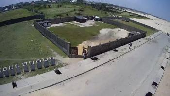 Ready to Build 1178sqm Ocean Front, Ikate Elegushi, Lekki, Lagos, Mixed-use Land for Sale