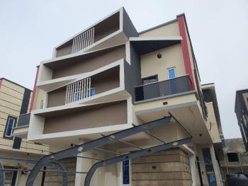 Smart, Newly Built and Luxury 4 Bedroom Semi-detached Duplex with Bq, Lekki, Lagos, Semi-detached Duplex for Sale