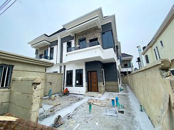 New House Clean 4 Bedroom Semi Detached Duplex+bq in a Gated Estate, Ikate, Lekki, Lagos, Semi-detached Duplex for Sale