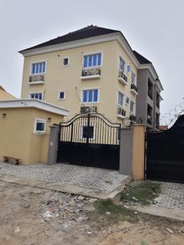 Newly Built & All Room Ensuite 3 Bedroom Flat Available, Ikota Villa Estate, Lekki, Lagos, Flat for Rent