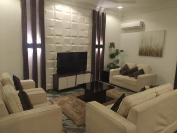 Serviced & Furnished 4 Bedrooms Terraced Duplex with a Room Boys Quarter, Katampe Extension, Katampe, Abuja, Terraced Duplex for Sale