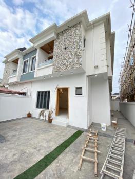 4 Bedroom Semi Detached Duplex, Osapa London, Osapa, Lekki, Lagos, Semi-detached Duplex for Sale