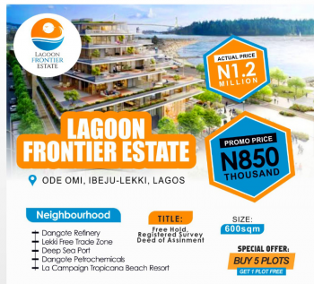 Dry Plots of Land, Ode Omi, Ibeju Lekki, Lagos, Mixed-use Land for Sale