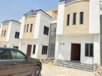 Luxury 4 Bedrooms Terrace Duplex with Bq, Mabuchi/ Wuse 2 Bridge, Mabushi, Abuja, Terraced Duplex for Sale