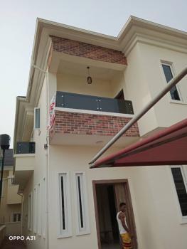 Stunning 5 Bedroom Fully Detached with Bq and Water Treatment, Ikota Villa, Lekki, Lagos, Semi-detached Duplex for Rent