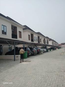 4 Bedroom Semi Detached Duplex in Terrence Setting, Swimming Pool, Villa, Lekki, Lagos, Semi-detached Duplex for Rent