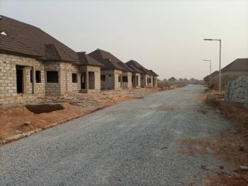 Uncompleted 2 Bedrooms Bungalow, Palm Height Estate Phase 4, Lugbe District, Abuja, Semi-detached Bungalow for Sale
