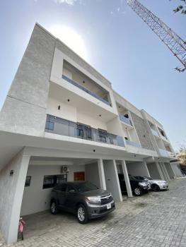 5 Bedroom Terrace  Duplex with Swimming Pool and 1 Room Bq, Lekki Phase 1, Lekki, Lagos, Terraced Duplex for Sale