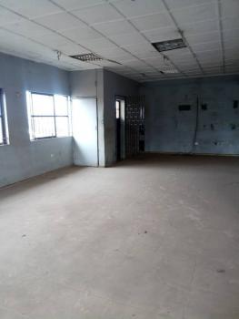 4 Rooms Office Space with One Big Open Space, Oke Ado , Along Molete Opposite Alfem Filling Station, Ibadan, Oyo, Office Space for Rent