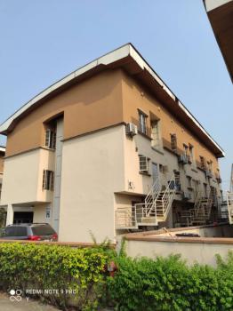 4 Bedrooms Townhouse with  2 Bedrooms Flat Bq, Mutual Alpa Court Estate, Iponri, Surulere, Lagos, Terraced Duplex for Sale