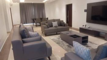 Luxury Fully Furnished 3 Bedrooms Apartment with a Rm Bq, Ikeja Gra, Ikeja, Lagos, Flat for Rent